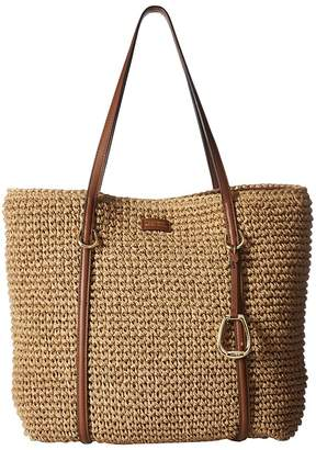 Lauren Ralph Lauren Langdon Tote Medium Tote Handbags