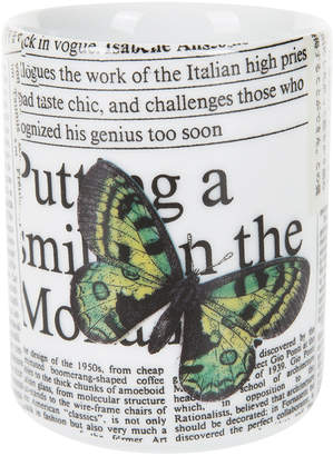 Fornasetti Ultime Notizie Pencil Holder