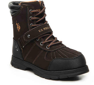 U.S. Polo Assn. Connor Toddler & Youth Boot - Boy's