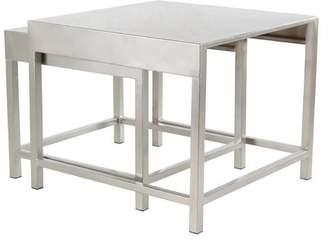Williston Forge Kropf Contemporary 2 Piece Coffee Table Set