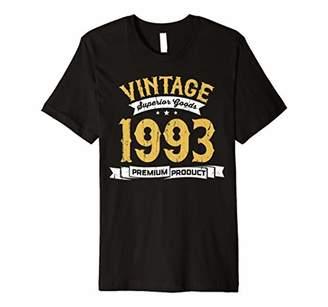 Vintage Born In 1993 T-shirt Birthday Gift for Women