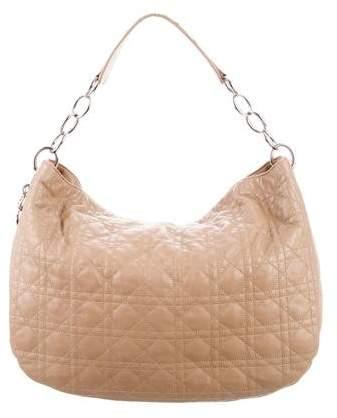 Christian Dior Cannage Soft Lady Chain Hobo