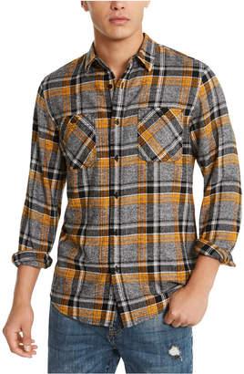 American Rag Men Alex Plaid Shirt