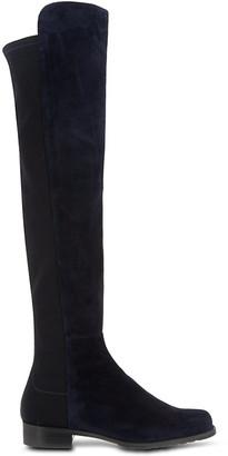 Stuart Weitzman 50/50 knee-high suede boots