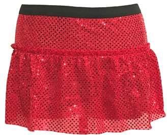 ROCK Sparkle Running Skirt