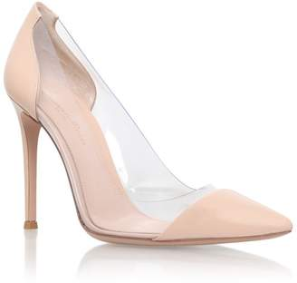 34c971b59be Gianvito Rossi White Heels - ShopStyle UK