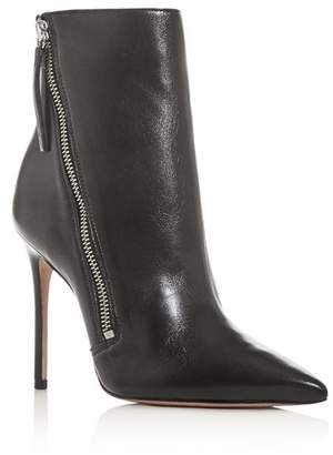 Schutz Women's Olenka Pointed-Toe High-Heel Booties
