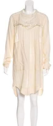 Etoile Isabel Marant Knee-Length Long Sleeve Dress
