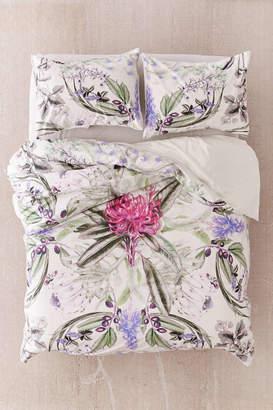 Elle Floral Scarf Duvet Cover