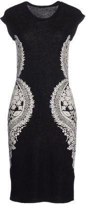 BOSS BLACK Knee-length dresses $414 thestylecure.com