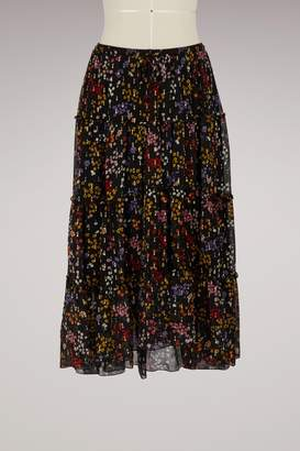 See By Chlo Silk skirt