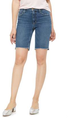 Joe's Jeans Honey Curvy High Waist Bermuda Shorts