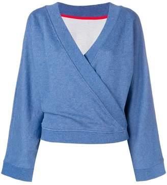 Karl Lagerfeld Paris Lagerfeld Kimono sweatshirt