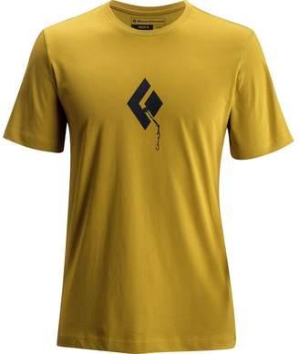 Black Diamond Placement T-Shirt - Men's