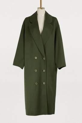 Mansur Gavriel Wool oversize coat