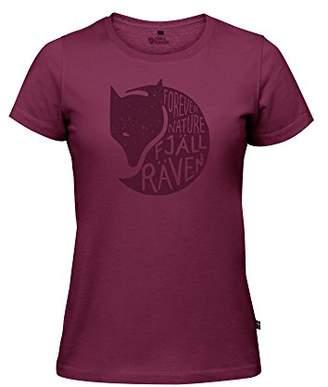 e0efb805 Fjallraven Women's Forever Nature T-Shirt,S