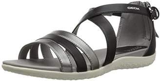 Geox Women's Sandal Vega 12 Flat