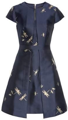 Ted Baker Adellu Fit & Flare Dress