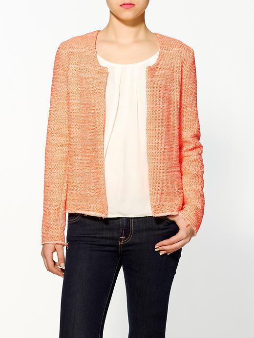 Rory Beca Kamel Knit Tweed Jacket