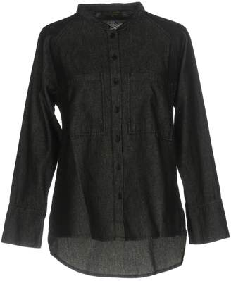 Le Mont St Michel Denim shirts
