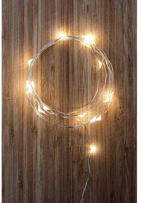 Kikkerland Silver String Lights