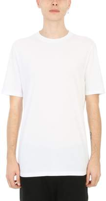 Helmut Lang White Cotton T-shirt