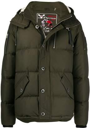 Moose Knuckles padded shell jacket