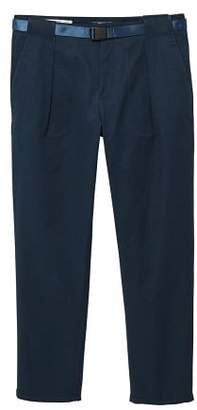Mango man MANGO MAN Detachable belt trousers