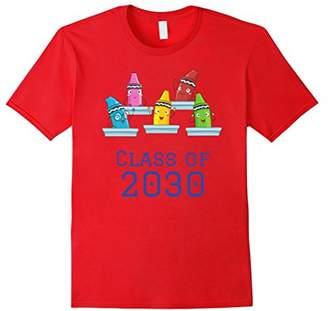 DAY Birger et Mikkelsen Class of 2030 First Grade First of School T-Shirt