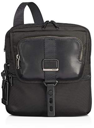 Tumi Alpha Bravo Arnold Zip Flap Crossbody Bag