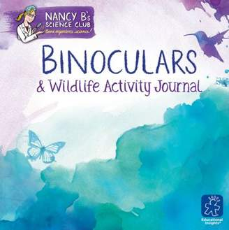 Learning Resources Nancy Bs Science Club - Binoculars With Compass