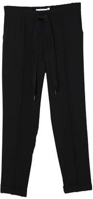 MANGO Semi-baggy cord trousers