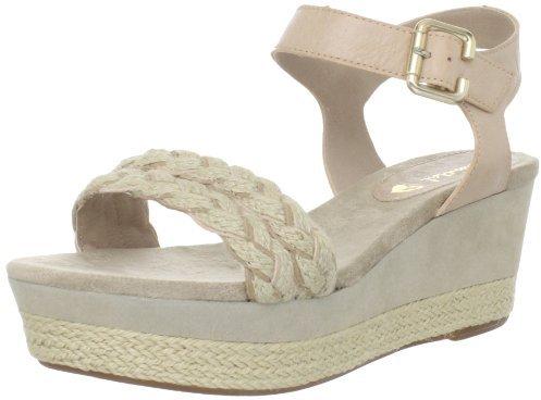 Gunmetal Women's Lauren Platform Sandal