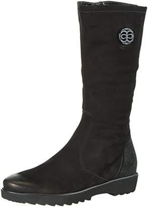 ara Women's Malmö-St Long Boots Black Size: 4