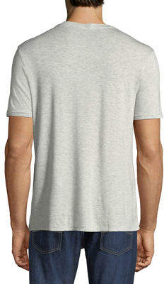 Psycho Bunny V-Neck Short-Sleeve Lounge T-Shirt