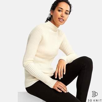 Uniqlo Women's 3d Extra Fine Merino Sweater