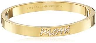Kate Spade Pave Mom Bangle Mom Knows Best Pave Mom Bangle Bracelet