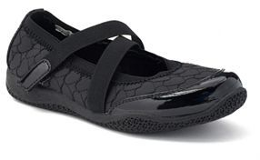 SONOMA Goods for LifeTM Girls' Quilted Heart Mary Jane Shoes $39.99 thestylecure.com