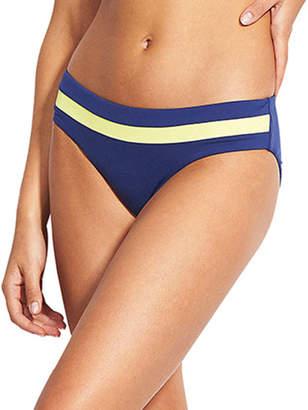 Seafolly Banded Hipster Bikini Bottom