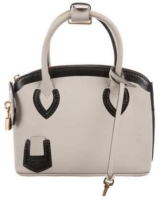 Louis Vuitton Cuir Obsession Lockit BB