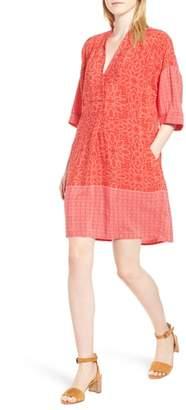 Whistles Luna Riya Print Dress