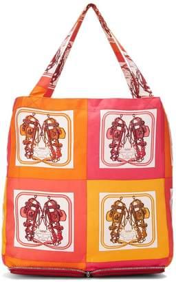 Hermes Brides de Gala Silk & Vermilion Vache Liegee Silky Pop