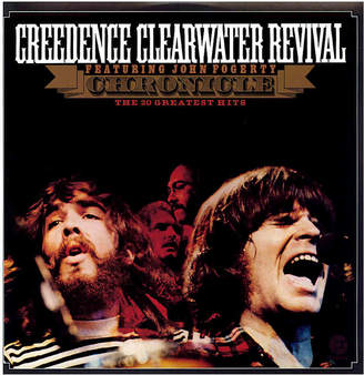 Creedence Clearwater Revival The 20 Greatest Hits - Vinyl Record - Women's