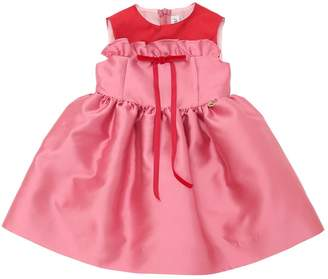 Simonetta Satin Party Dress