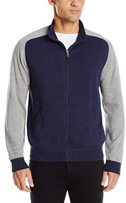 Agave Men's Vail Full Zip Fine Gauge Sweater