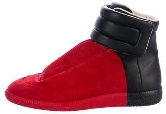 Maison Margiela 2016 Future High-Top Sneakers w/ Tags