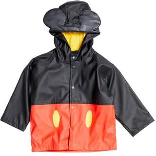 Western Chief Mickey Mouse Hooded Raincoat