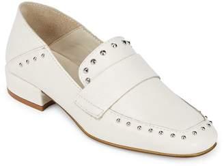 Kenneth Cole Women's Bowan Leather Slip-On Loafers