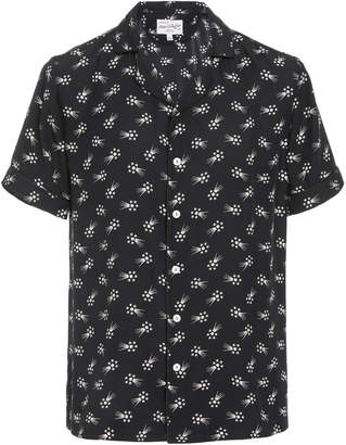 HVN M'O Exclusive Short Sleeve Comet Button Down