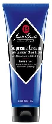 Jack Black Supreme Cream Triple Cushion(R) Shave Lather Tube